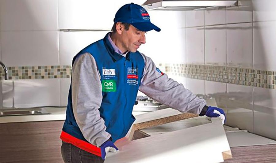 cómo hacer una cocina integral - servicio de instalación