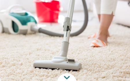 Cómo limpiar un tapete