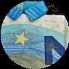 Aprende a personalizar textiles