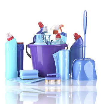 Desinfectantes y limpiadores