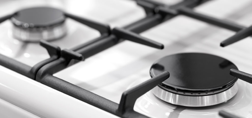 Cómo quitar la grasa de la estufa - estufa limpia sin grasa