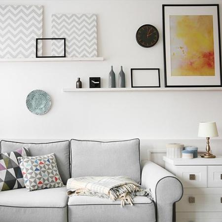 Ideas para decorar con tus cuadros - Decora tus paredes ...