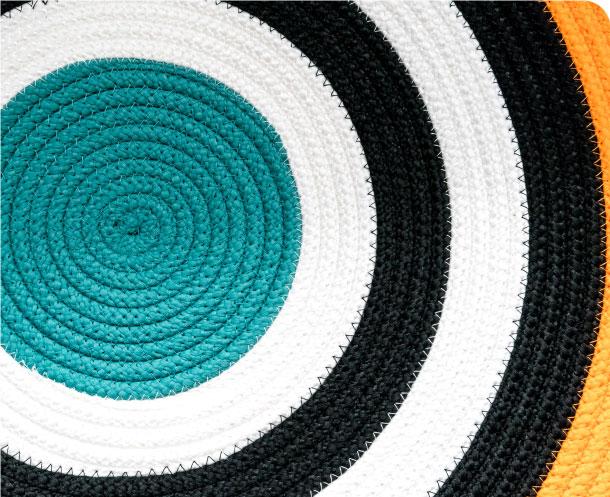 tipos de alfombras - alfombras de boucl? liso