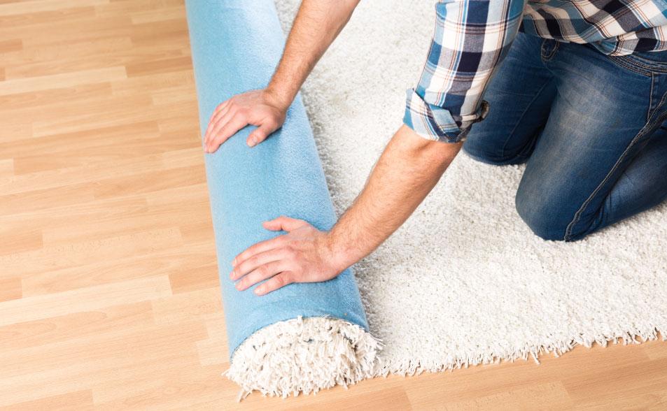 tipos de alfombras - alfombras de poli?ster