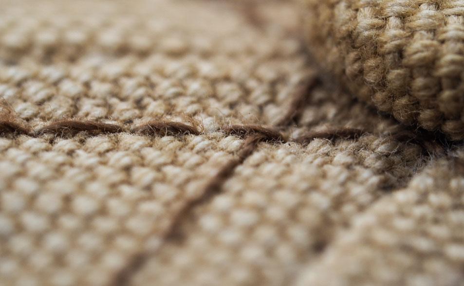tipos de alfombras - el peso de la fibra