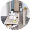 Descubre cómo crear un espacio de trabajo en casa