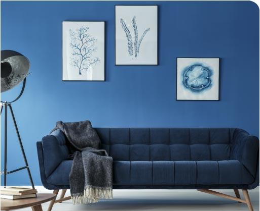 decoracion de cuadros para salas sencillos
