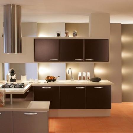 Iluminaci n de apoyo for Distribucion de muebles de cocina