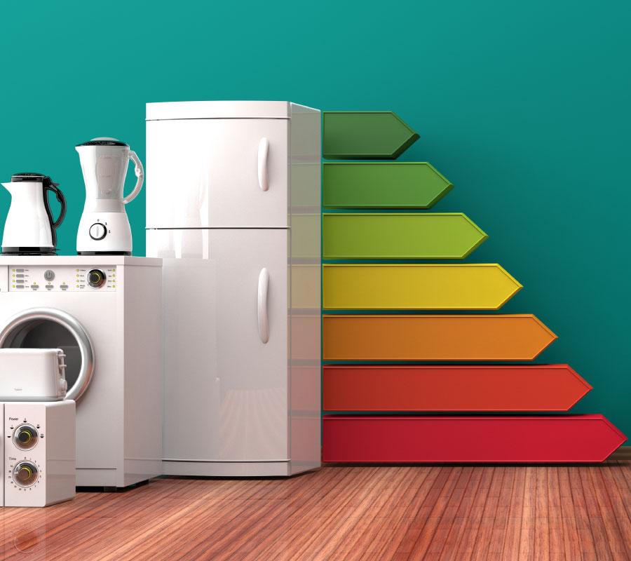 renovar electrodomésticos - Eficiencia energética