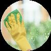 Cómo limpiar puertas de vidrio fácilmente