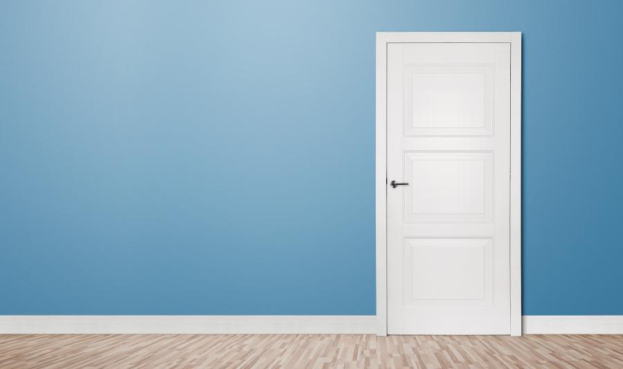 Puertas modernas y estilos de apertura
