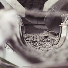 Cementos y arenas