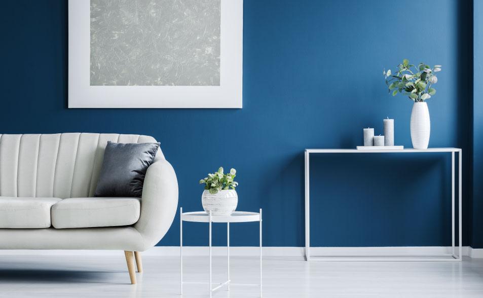 significado de los colores para tu casa - color azul