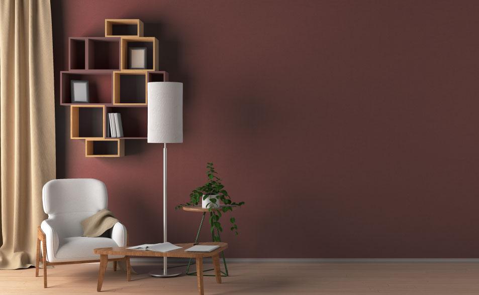 significado de los colores para tu casa - color marr?n