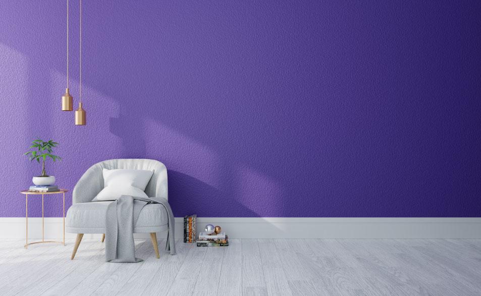 significado de los colores para tu casa - color p?rpura