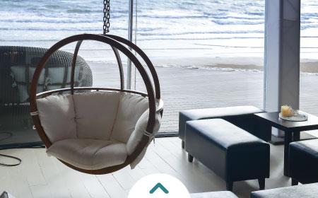 Te mostramos estas ideas de sillas colgantes