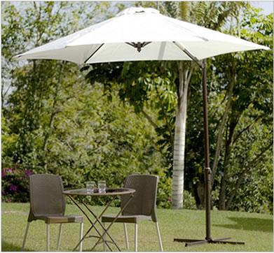 Descubre aqu nuestro completo surtido de parasoles for Guias para toldos pergolas
