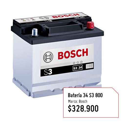 Bateria - Bosch