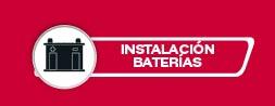 Instalacion de baterias