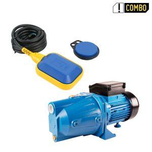 Bomba Jet 0.8 HP 50 Litros x Minuto + Switch Flotador