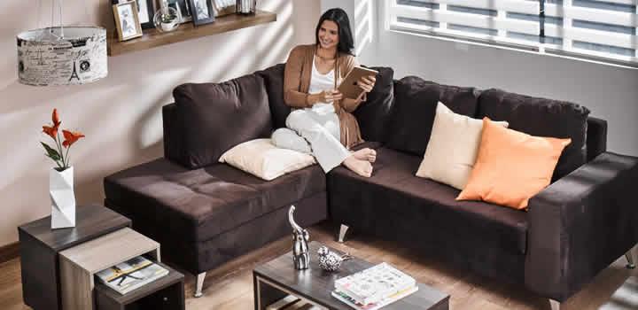 Muebles para tu hogar   homecenter.com.co