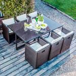 Descubre todo lo nuevo en muebles de terraza for Columpio de terraza homecenter