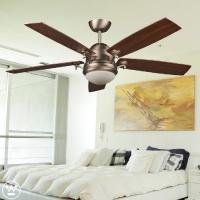 instalación de ventilador de techo